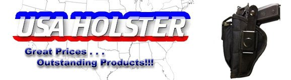 USA Holster Logo